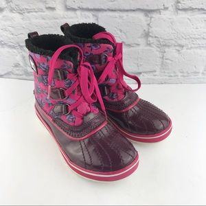 Sorel Waterproof Little Girls ⛄️Boots